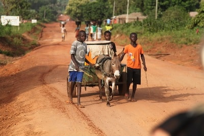 klimaat landschap ghana world servants anloo zuidlaren